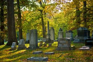Graveyard Stock 002 by redwolf518stock