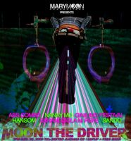 moon the driver_poster by marben