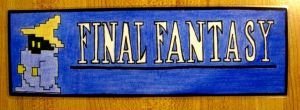 Final Fantasy Bookmark by Papa-John