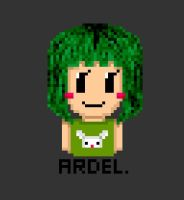 First Pixel Art! by dels10