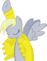 Derpy Mercury Vector by Felix-KoT