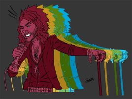 Russell Brand by stayte-of-the-art
