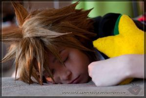 Sleepy Time Sora by Sora-Lamperouge