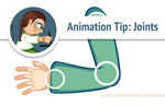 Animation Tip: Joints by AhNinniah
