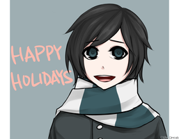 Happy Holidays! by CyanOnigiri