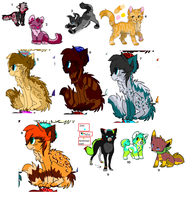 Unsold Babies:: 5-25 points by DestryDoesAdopts