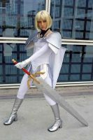 Clare - Claymore by popecerebus