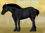 Showtime Baby 12 yr ref by patchesofheaven74