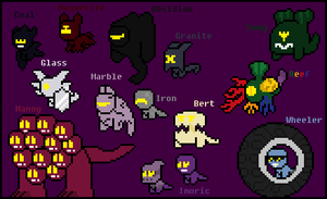 Extra Ordinary Ghouls by RP-GhostMan