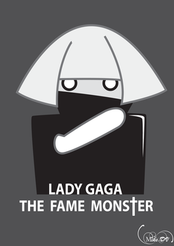 The Fame Monster by MiikeDV
