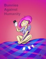 Bunnies Against Humanity by bitterlilraccoon
