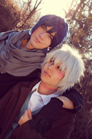 Nezumi and Shion - No.6 Cosplay by NipahCos