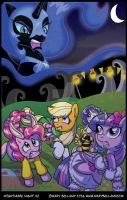 MLP Nightmare Night V.2 by MaryBellamy