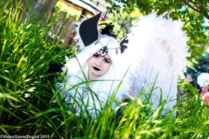 ColossalCon 2015 - Mega Absol(PS) 15 by VideoGameStupid