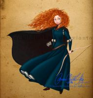 Merida by MoonchildinTheSky