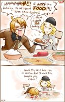 APH - Turkey Day by Inonibird