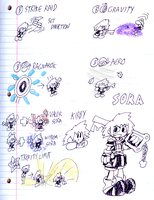 SSBB Moveset -Sora- by UMSAuthorLava