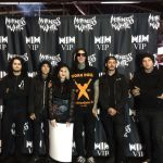 Me and Motionless In White by RavelynxHorror