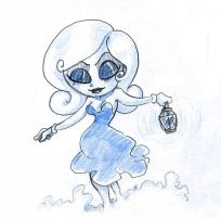 Ghost Diva by Caiwin