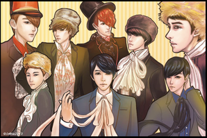 [Super Junior M] Perfection by seiky409