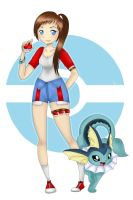 Pokemon Trainer by NorHay