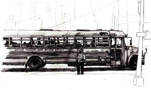 Some Bus by Colej-uk