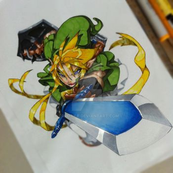 Collaboration Link by Crossoverdude