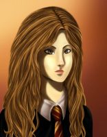 Hermione by KyrshaelHunter
