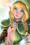 Level1 LINKLE (FREE HI RES DOWNLOAD :D !) by customwaifus