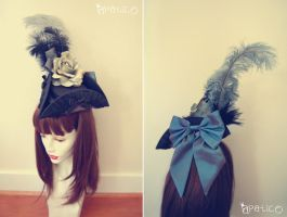 Black Tricorn for Blasphemina by apatico