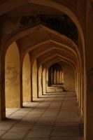 The Sultan's Hallway by EmilyNorthey