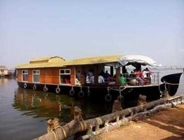 Houseboat Kerala Booking and Rates by ashtamudi