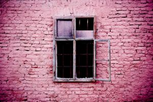 Window to pink by fzeby
