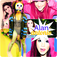 Alan tu collage. by MicaEdiitions