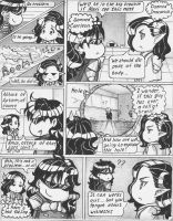chibi comic 2 guyver AU 2 by Aiuke