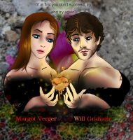 Hannibal - Margot and Will by FuriarossaAndMimma
