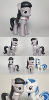 Octavia Custom G4 Pony by Oak23