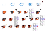 Step-by-Step Eye Shading Tutorial by EvlonArts