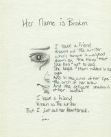 Her Name is Broken by CorporalCornbread