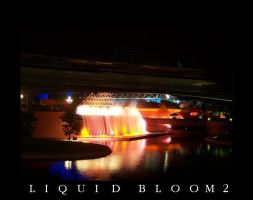 Liquid Bloom 2 by Findae