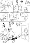 My budgies' morning routine by Didip