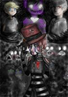 Five Nights at America's: Funhouse of Shadows. by JoMiwa