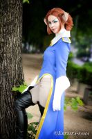 Captain Amelia Cosplay by Eressea-sama