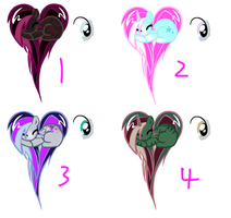 Little Pony Adopts 10 -CLOSED- by KalineReine