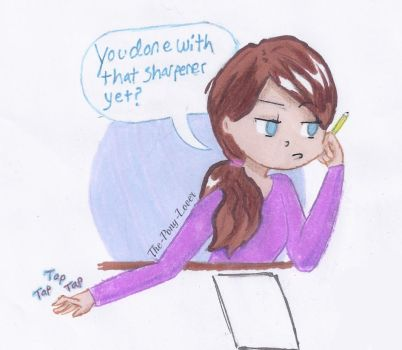My life: Sharpeners by The-Pony-Lover