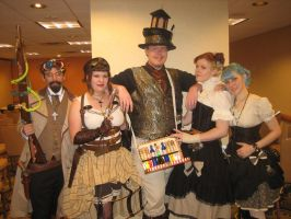 Steampunkery by Drake-TigerClaw