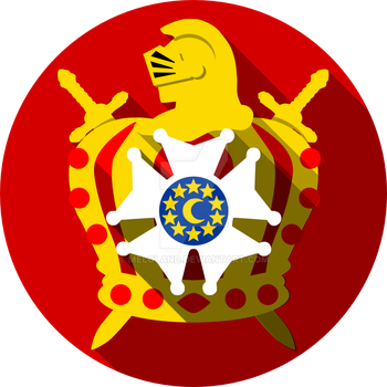 DeMolay Emblem by meloland