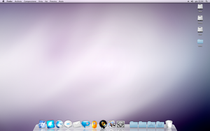 My Desktop by Nemed