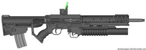 A7-16 by DaVinciAirsoft