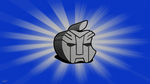 Apple Transformers AutoBots logo by iFab
